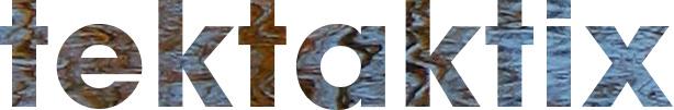 Tektaktix - logo of the day
